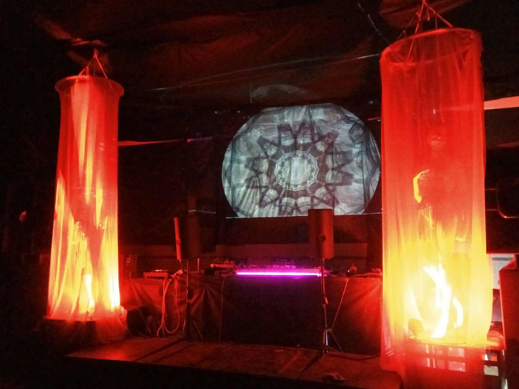 Galeria Techno w Schronie