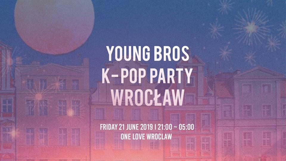 Young Bros K-POP Party Wrocław
