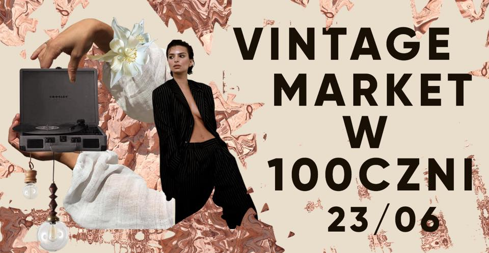 Vintage Market w 100czni