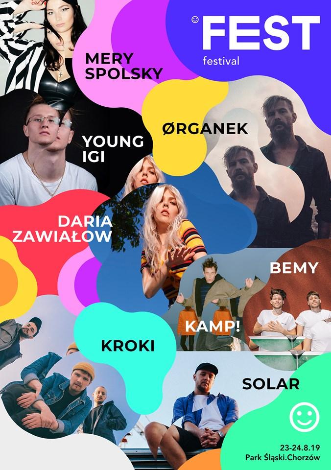 Polscy artyści na Fest Festival