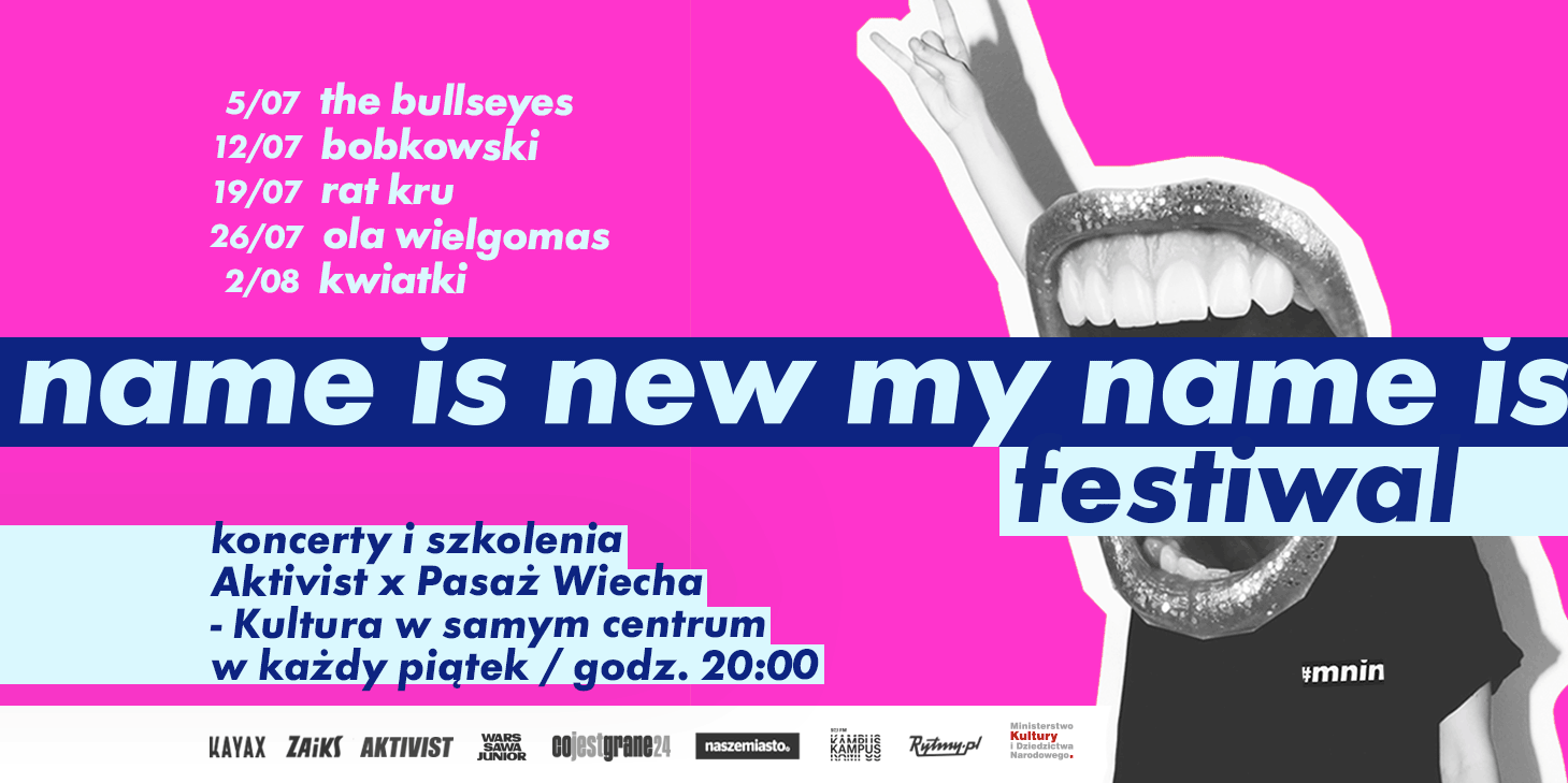 Festiwal My Name Is New