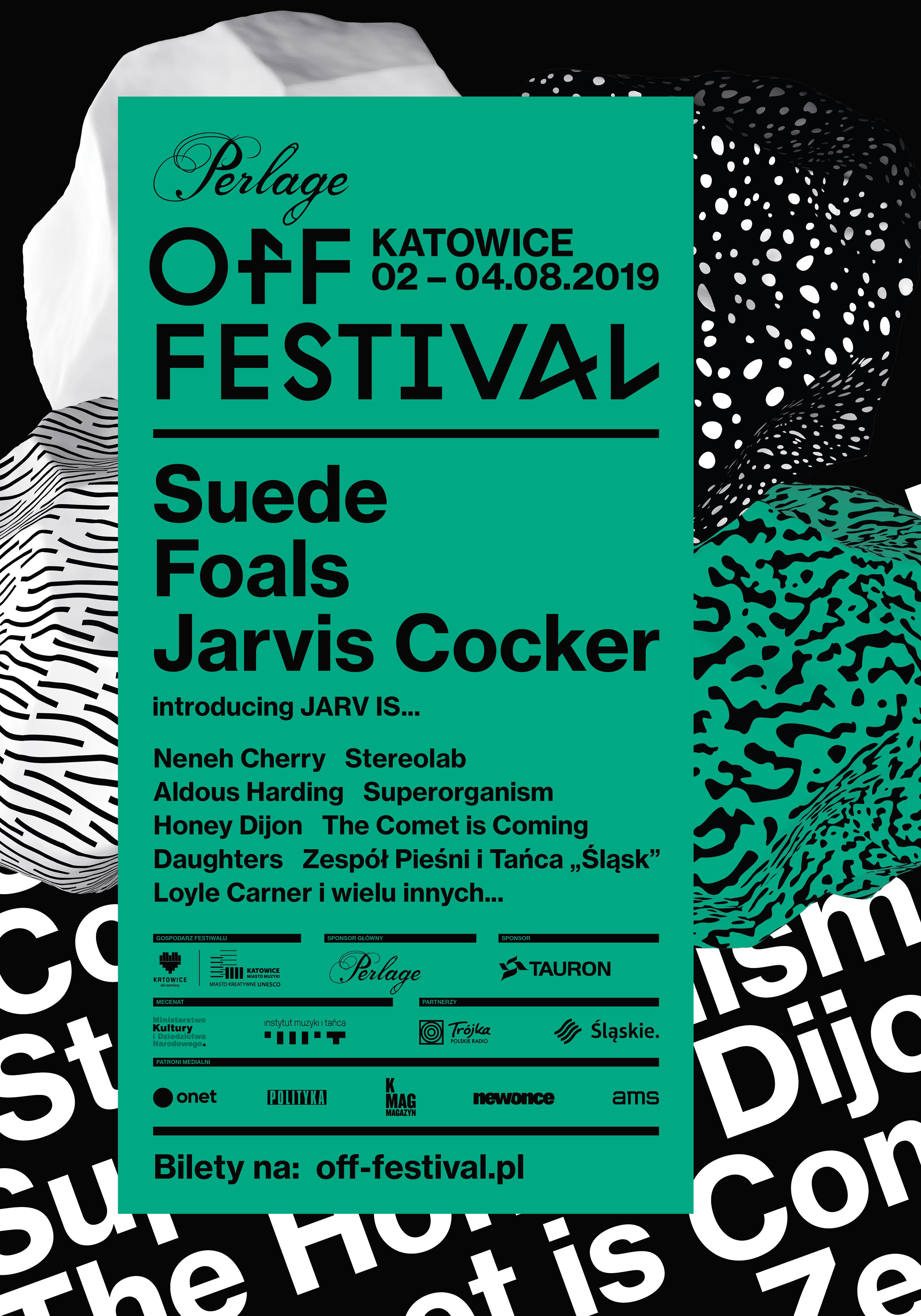 OFF Festival 2019 - line-up