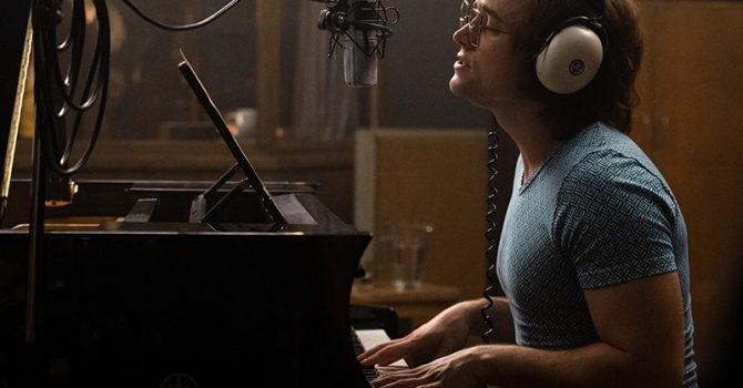 Elton John na wielkim ekranie. Rocketman od dziś w polskich kinach