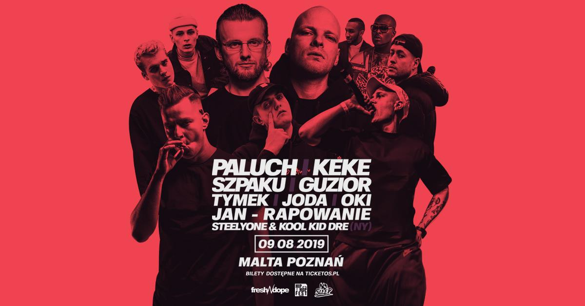 Hip Hop Festival Poznań 2019