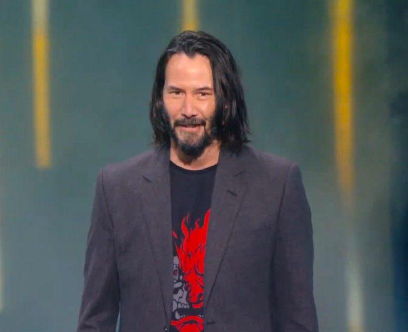 Keanu Reeves jedną z postaci w grze Cyberpunk 2077
