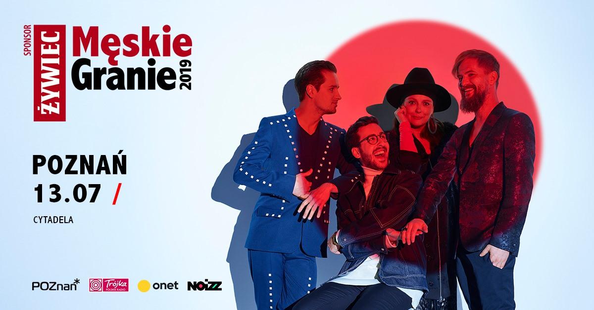 Męskie Granie 2019 Poznań
