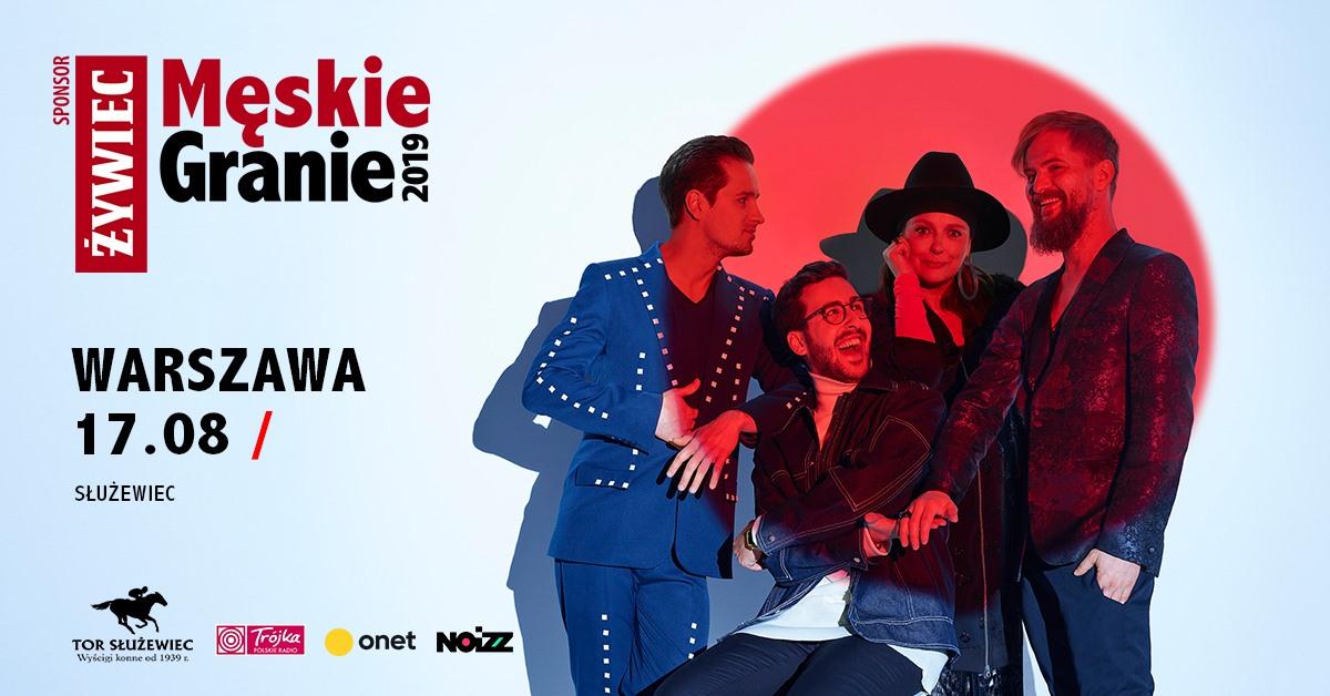 Męskie Granie 2019 Warszawa