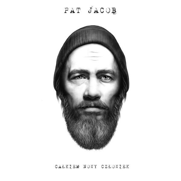 Pat Jacob- Całkiem nowy człowiek - okładka płyty