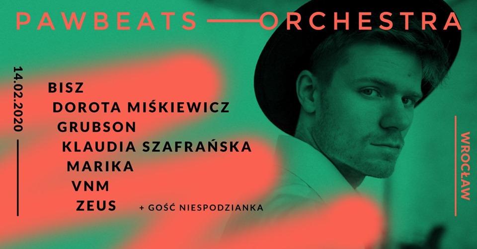 Pawbeats Orchestra Wrocław