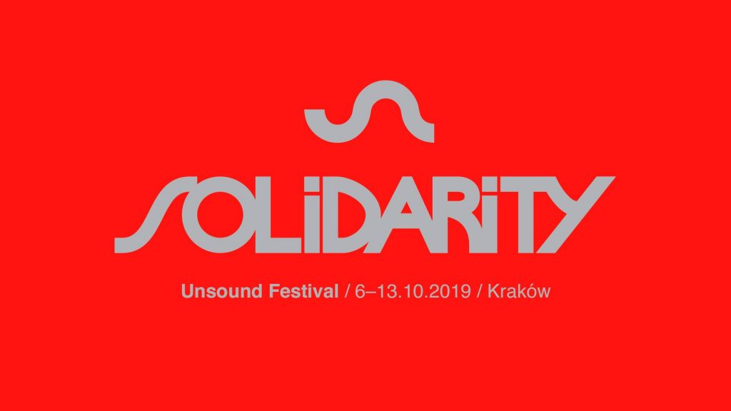 Unsound Kraków 2019 Solidarity