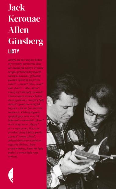 Listy Kerouaca z Ginsbergiem