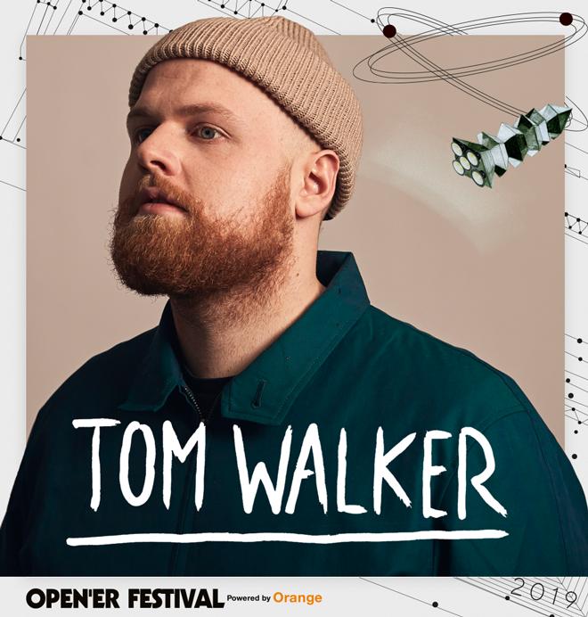 Tom Walker na Opener Festival