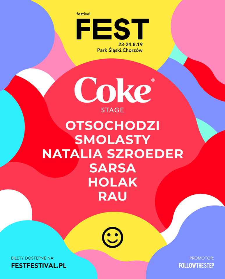 Coke Stage na Fest Festival