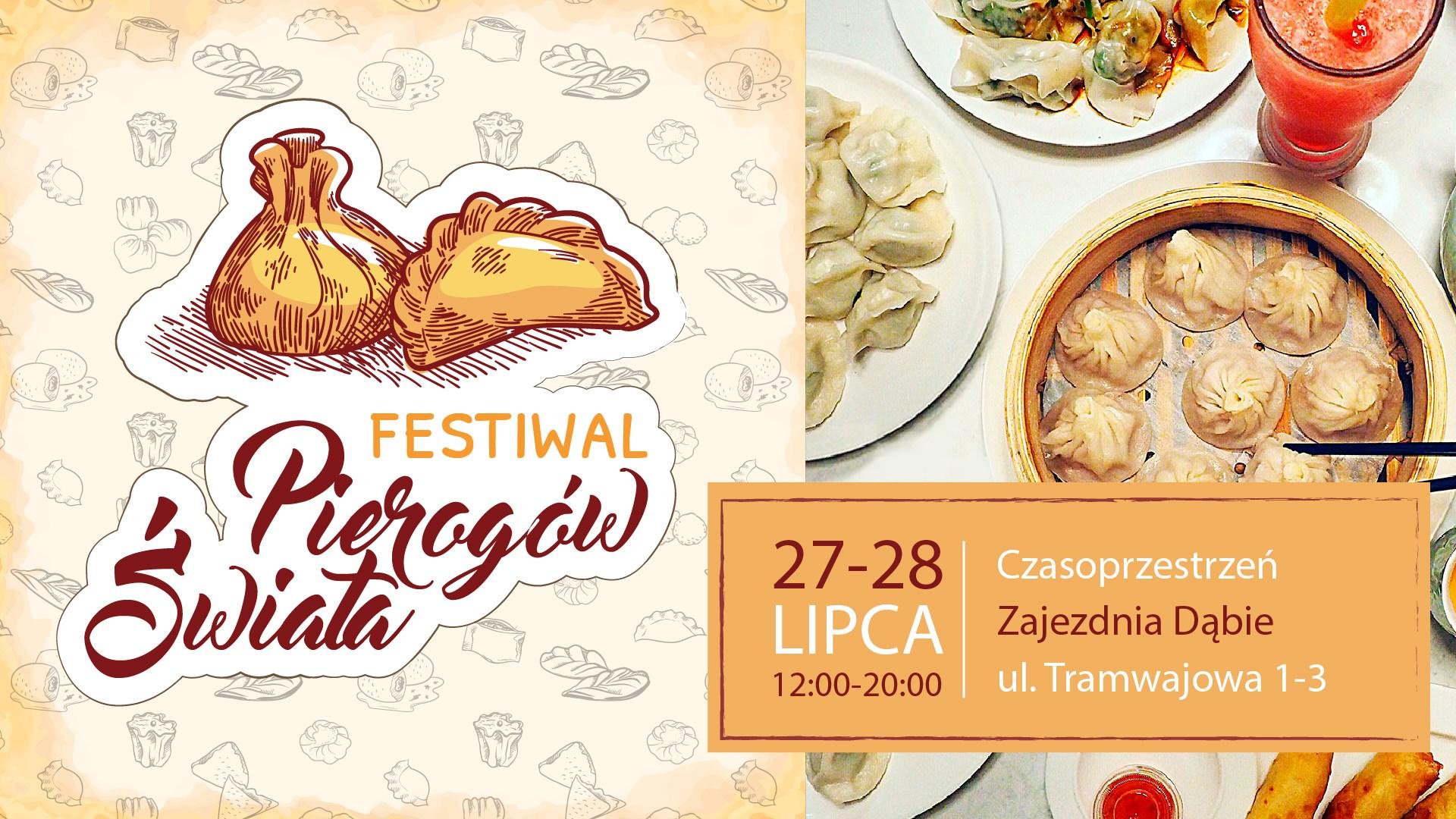 Festiwal Pierogów Świata Wrocław
