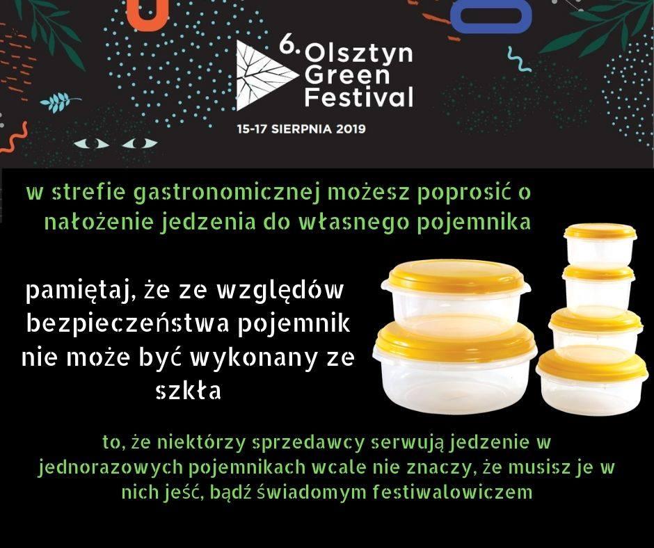 Ekologia na Olsztyn Green Festival 2019