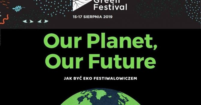 Nowi artyści na Olsztyn Green Festival, który również dołącza do eko festiwali