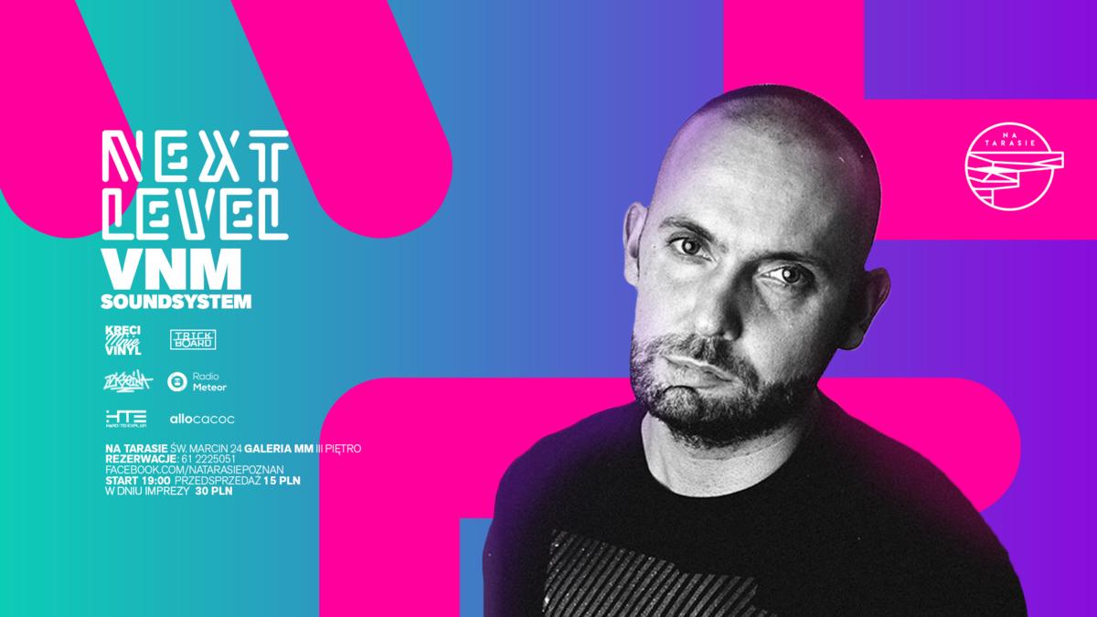 VNM x DJ Soina | Na Tarasie w Poznaniu