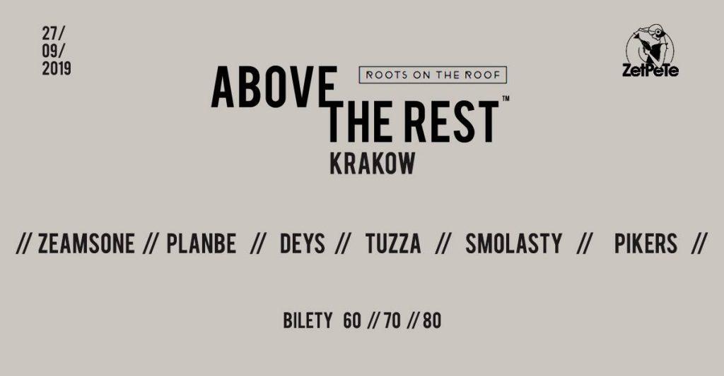 Above The Rest x KRK RAP FEST x Zet Pe Te