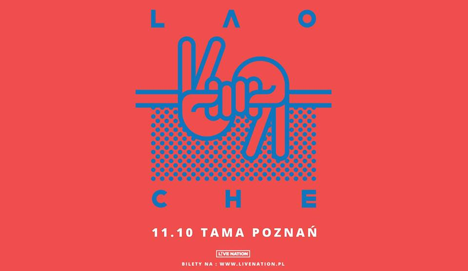 Lao Che Official Event, Tama, 11.10.2019