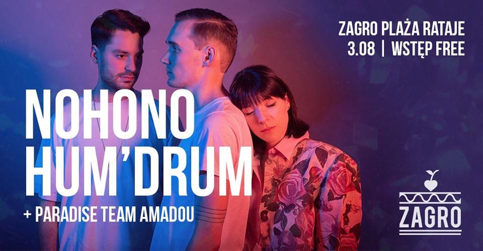Nohono, hum'drum + Amadou