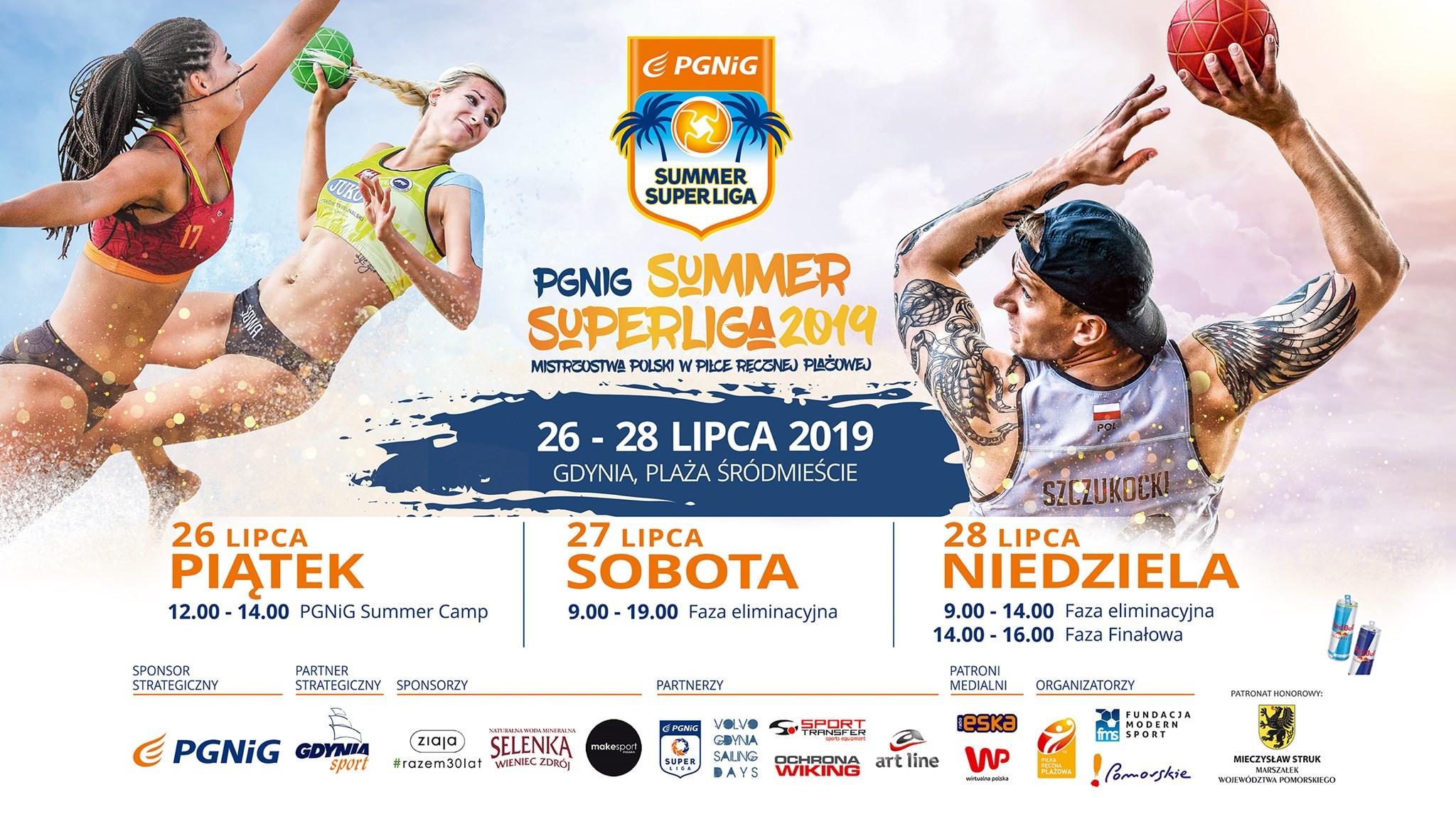PGNiG Summer Superliga Gdynia 2019