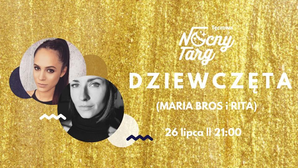 Piątek na Tęczowej Dziewczęta Nocny Targ Tęczowa Wrocław