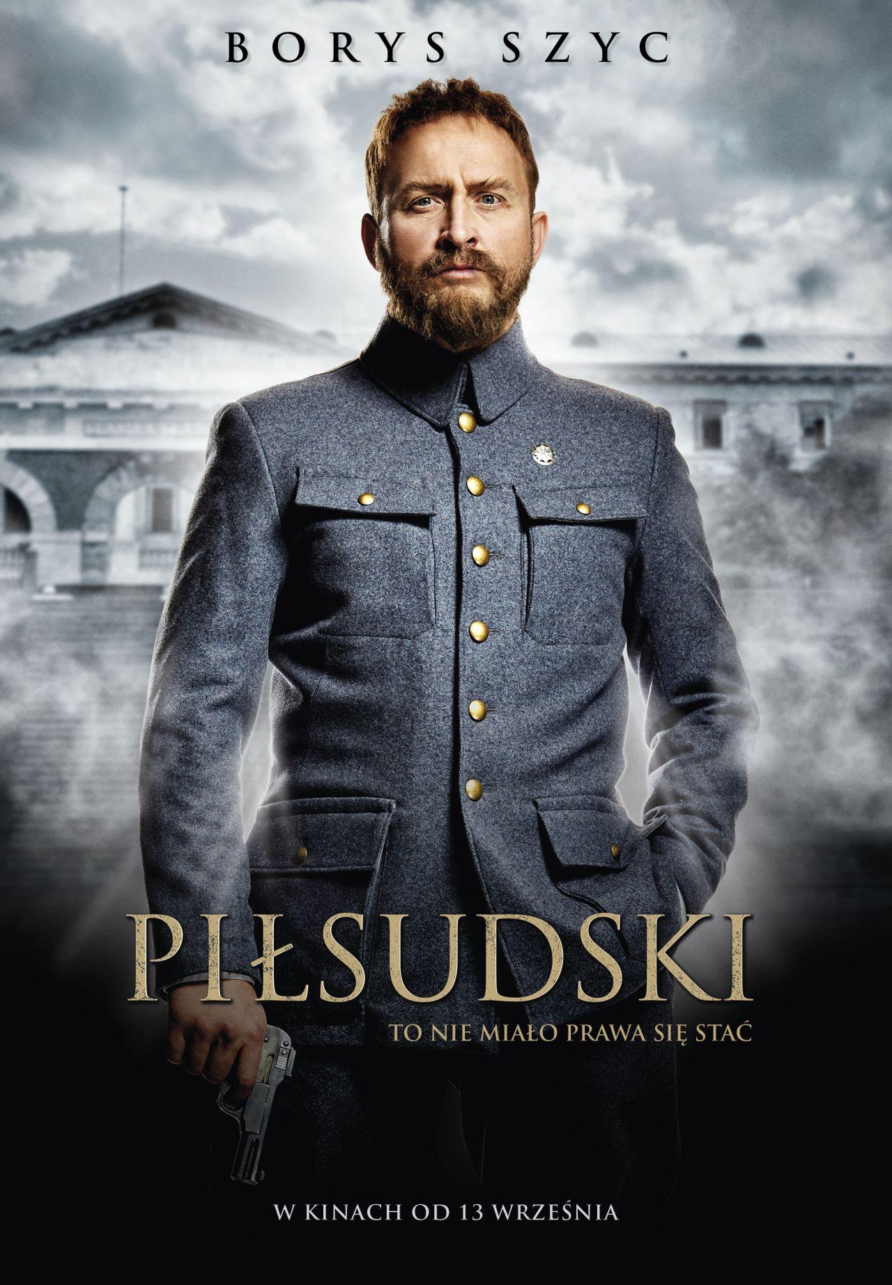 Organek OSTR film Piłsudski