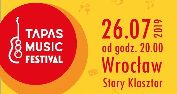 Tapas Music Festival - Wrocław - Robert Cichy