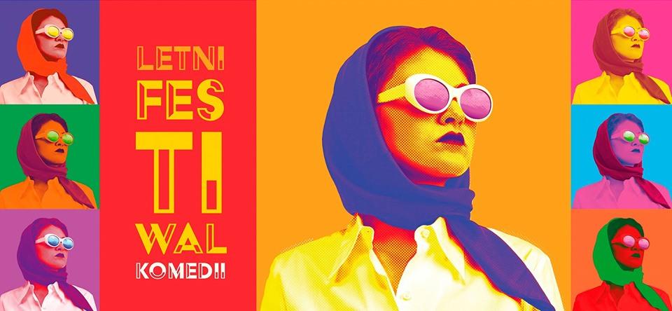 Teatr dla przyjemności - Letni Festiwal Komedii 2019