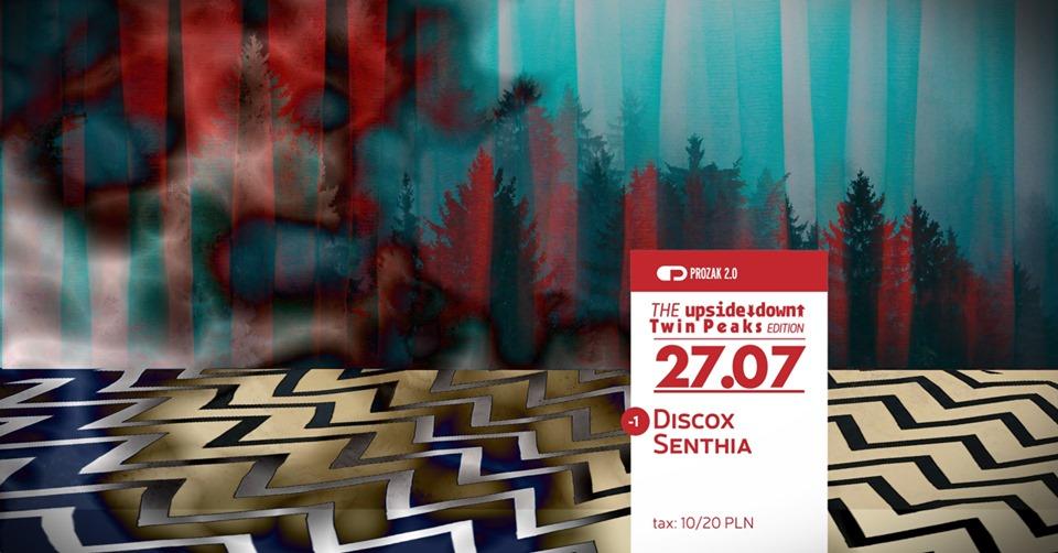 The Upside Down Twin Peaks x Prozak 2.0 Karków