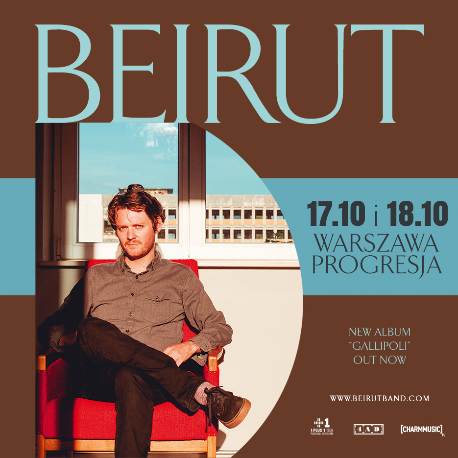 Beirut w Polsce koncerty