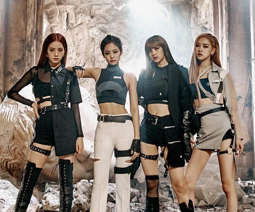 blackpink na spotify k-pop