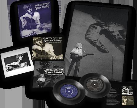 David Bowie - Space Oddity box