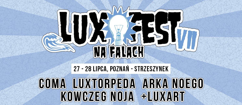 LuxFest w Poznaniu #nafalach