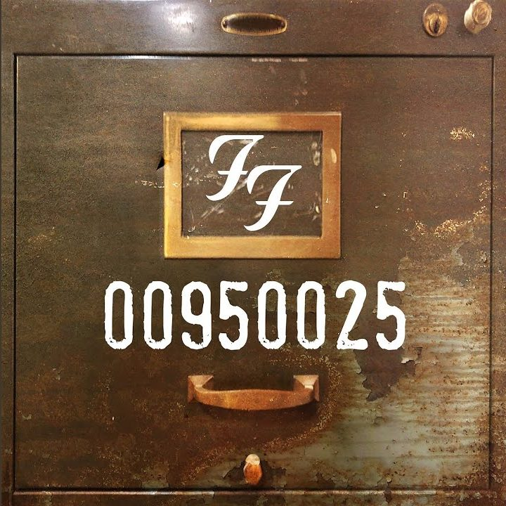 Nowy album Foo Fighters - 00950025