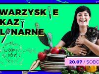 Wegańskie pokazy kulinarne z Wegan Nerd (Alicja Rokicka) Poznań