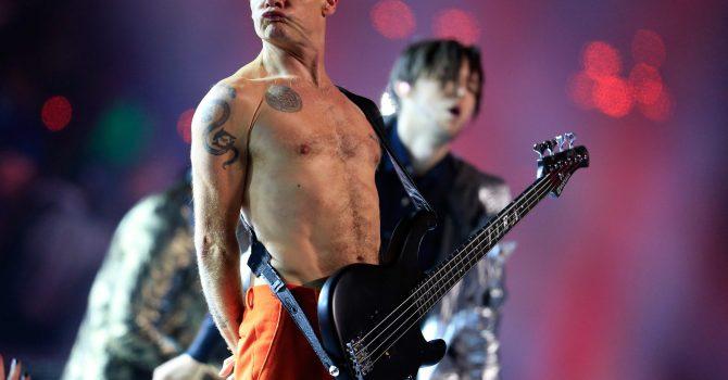 Flea z Red Hot Chilli Peppers zakłada klub książkowy