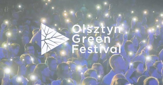 Znamy dokładną rozpiskę czasową Olsztyn Green Festival 2019