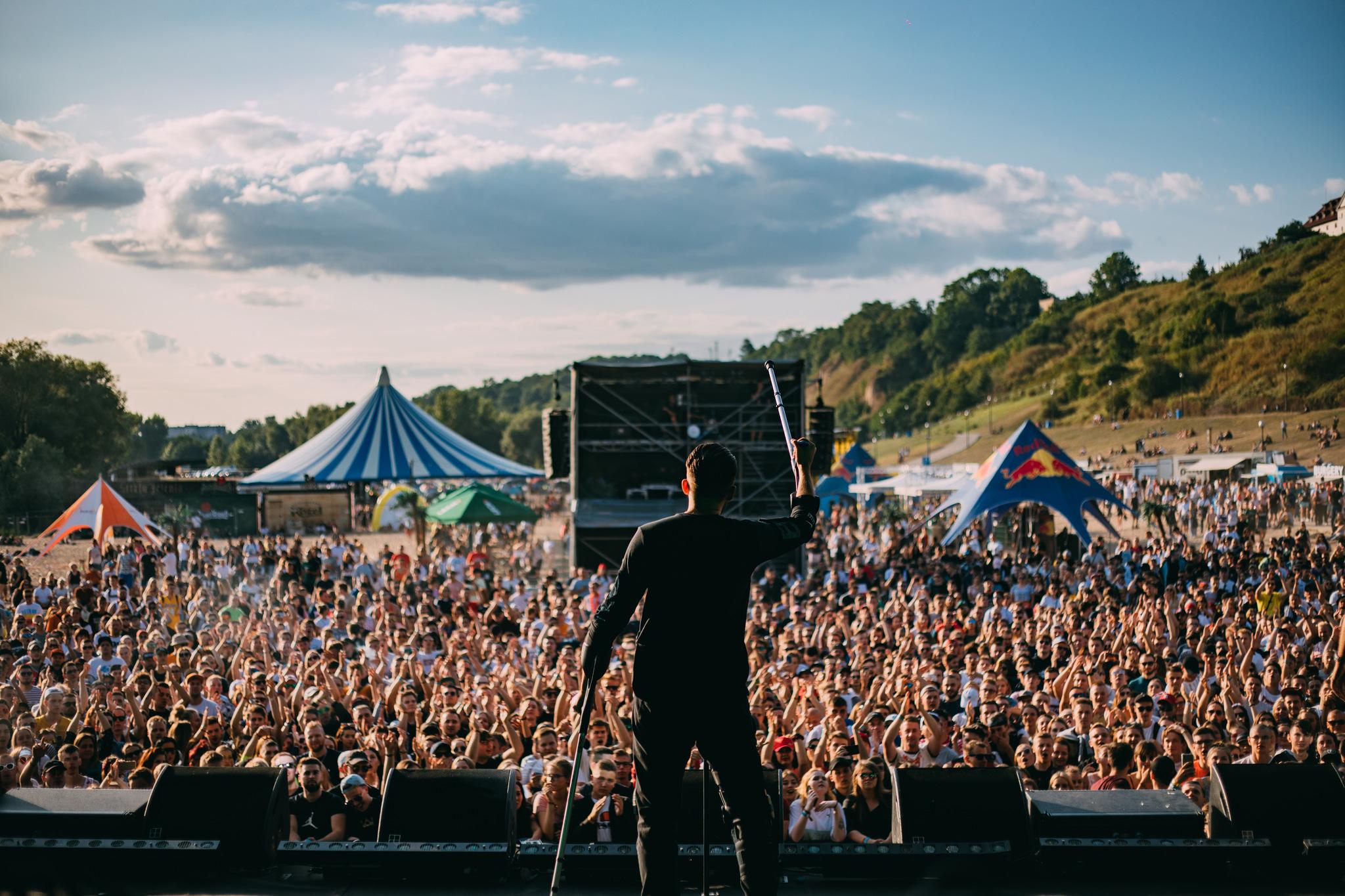 Polish Hip-Hop Festival 2019 - Fot. Dagmara Szewczuk
