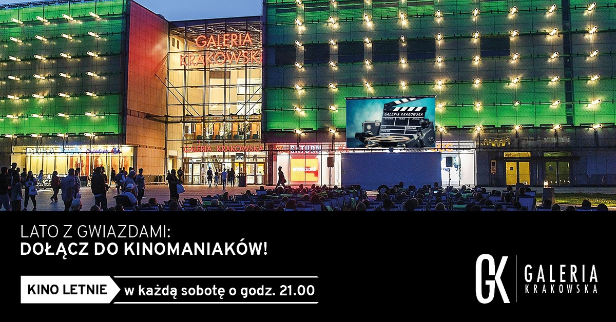 kino letnie w Krakowie