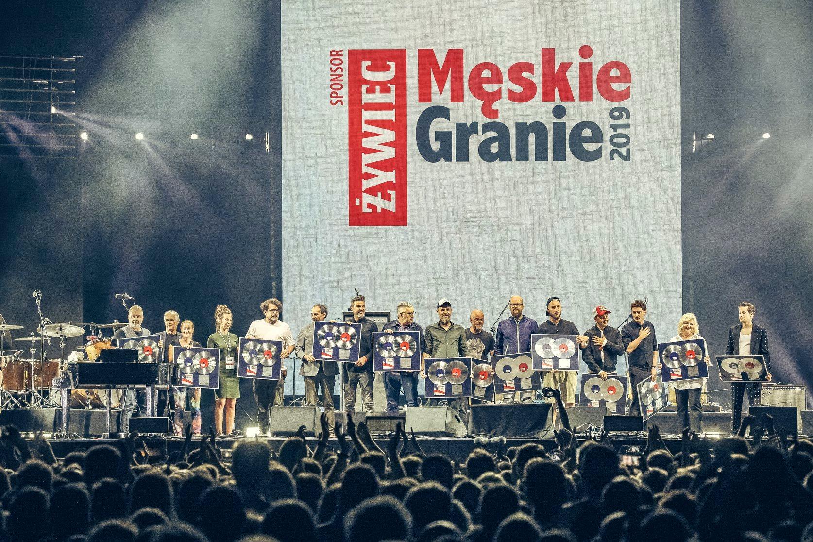 Okiestra Orkiestr Męskie Granie