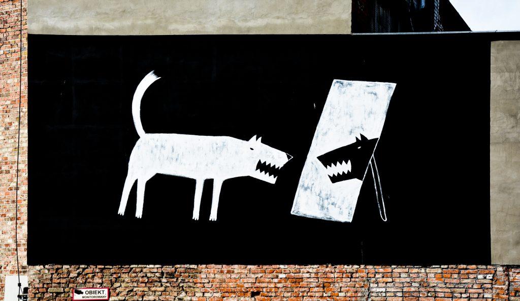 murale w poznaniu