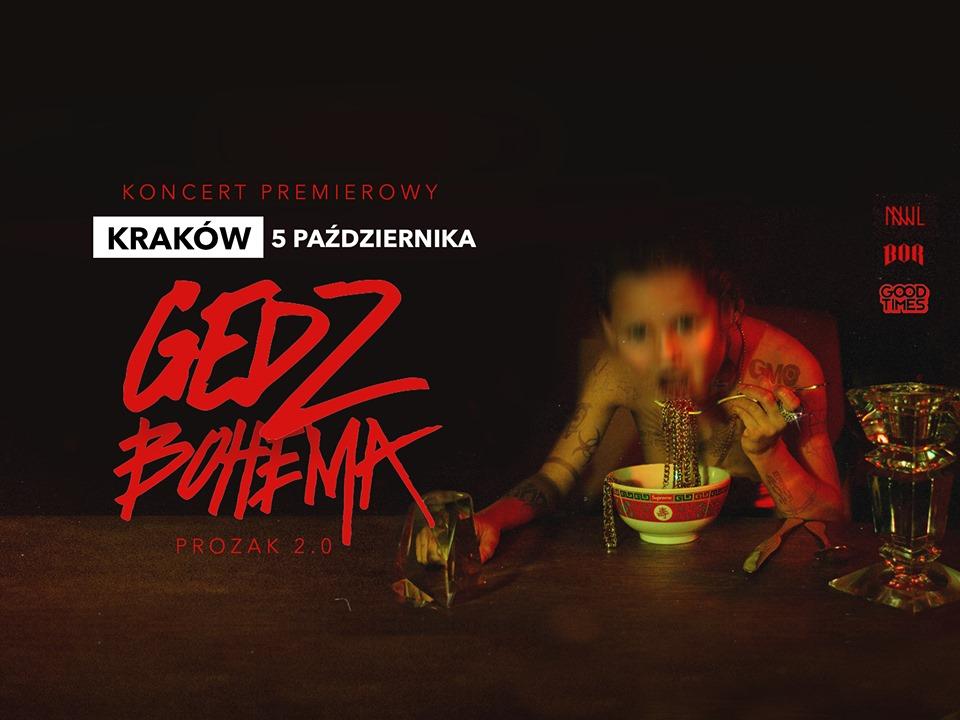 GEDZ w Krakowie ! Koncert premierowy