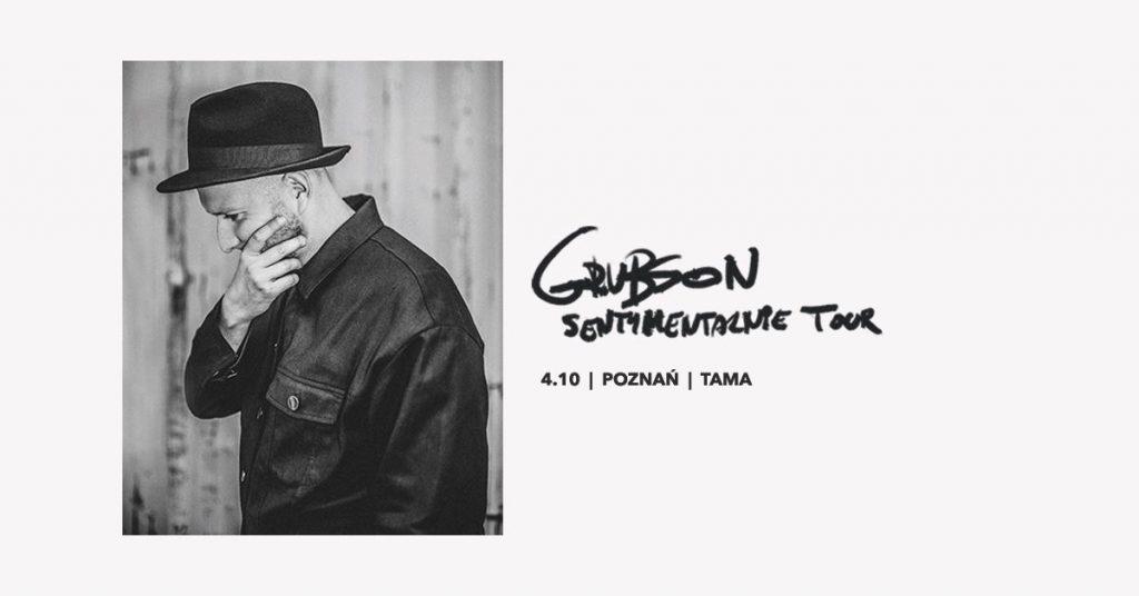 GrubSon Sentymentalnie Tour Poznań