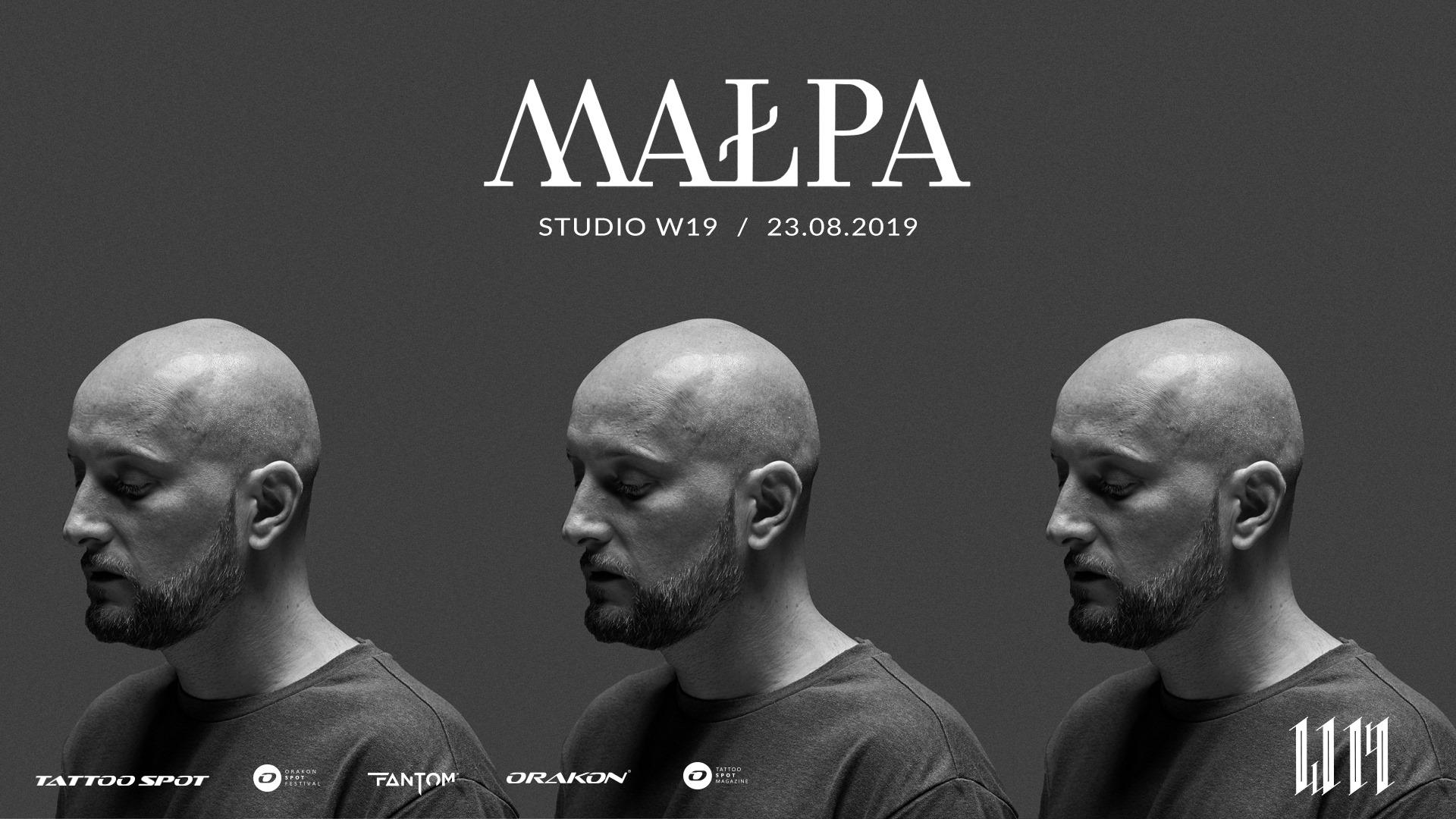 Małpa w Krakowie x Studio W19