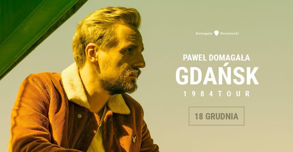 Paweł Domagała Gdańsk 1984tour cz. 4