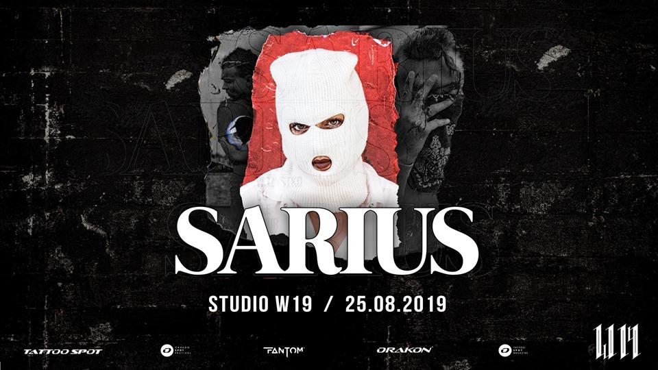 Sarius x Studio W19
