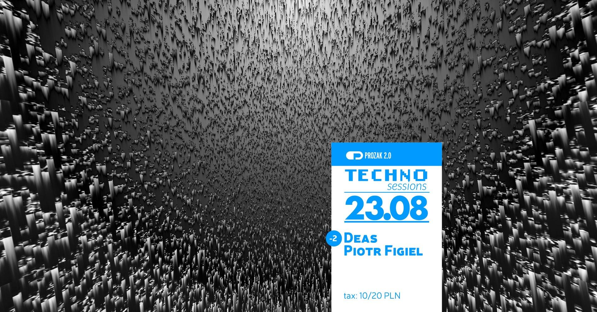 Techno Session x Prozak 2.0