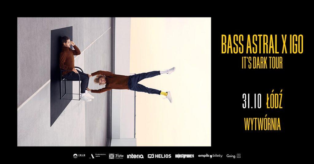bass astral x igo w łodzi