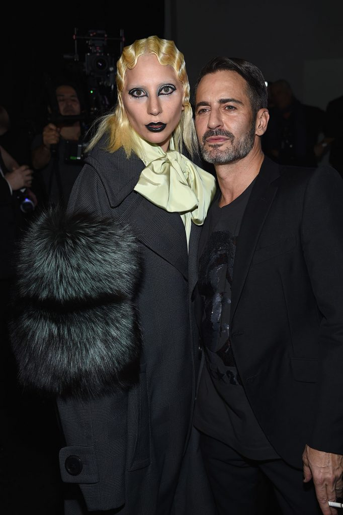 Marc Jacobs i Lady Gaga mtv vma
